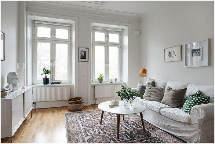 Стилен апартамент в Швеция, което ще остави никой безразличен