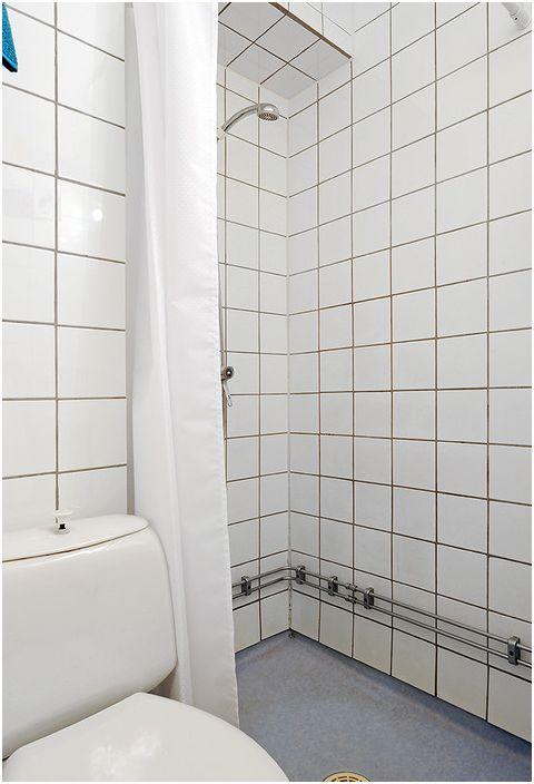 Стилен интериор за малко пари: пример за преобразуване на бюджетни апартаменти в Швеция
