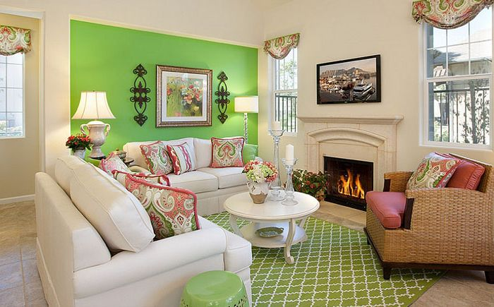 Green Living by Borden Interiors & Associates
