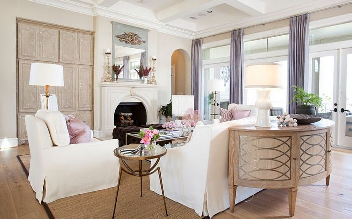 Fancy living from Dodson Interiors