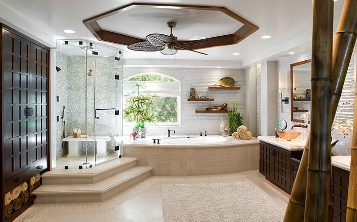 Stunning tub from Arch-Interiors Design Group