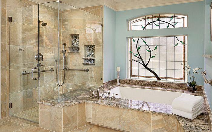 Изключителни тенденции в баня дизайн 2017
