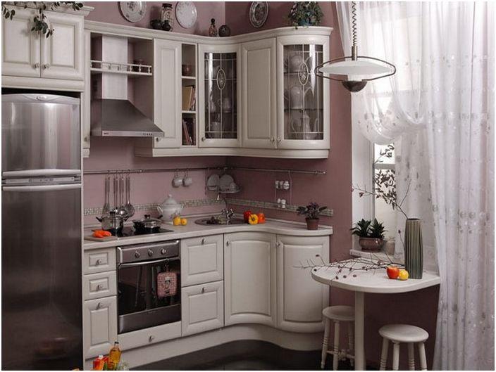 Lage karusell kjøkken
