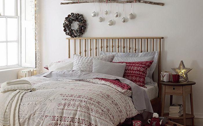 Смешни спални с коледно настроение