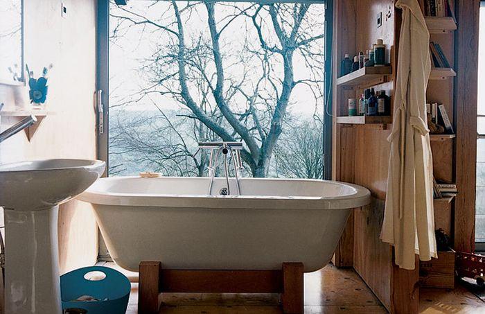 Завистта на всички: луксозни бани с красива панорамна гледка