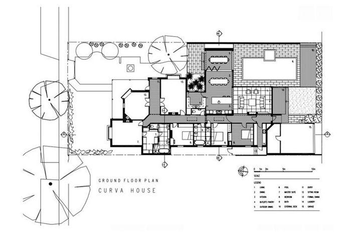 Срещата на миналото и настоящето: как да се съчетаят старата къща с модерен павилион