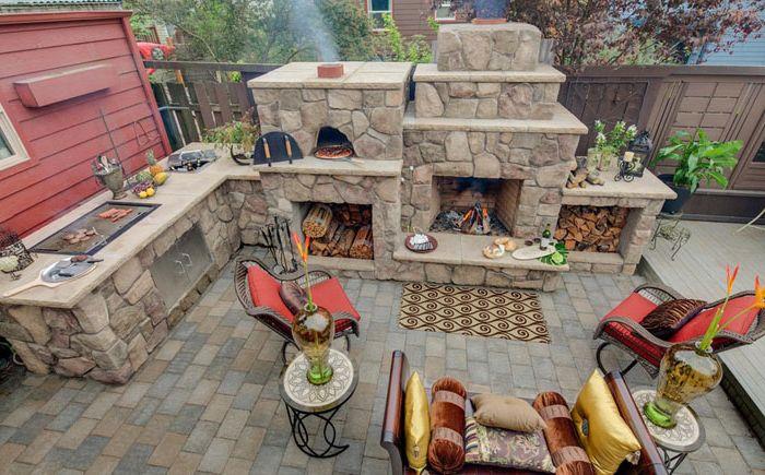 Фрай кебап: идеалното място за пикник у дома