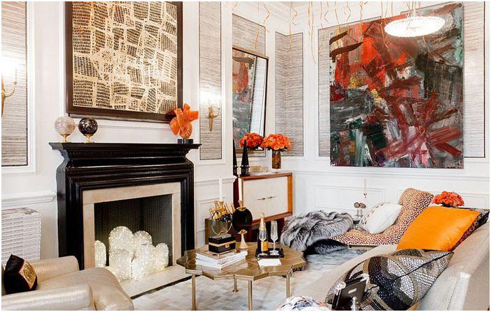 Gold Rush в интериора: 30 луксозни холни маси за съвременния живот