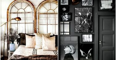 18 interesting ideas that will help refresh and decorate the bedroom inexpensively