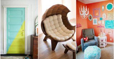 20 flotte ideer for liten stue, som ennå ikke har hatt tid til å gå lei