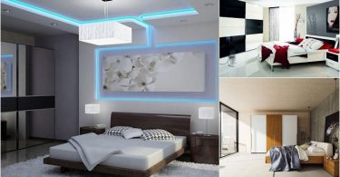 26 original ideas and solutions for the modern bedroom