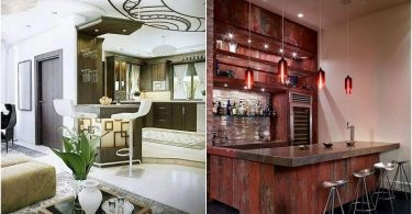 28 gorgeous modern kitchen with home bars