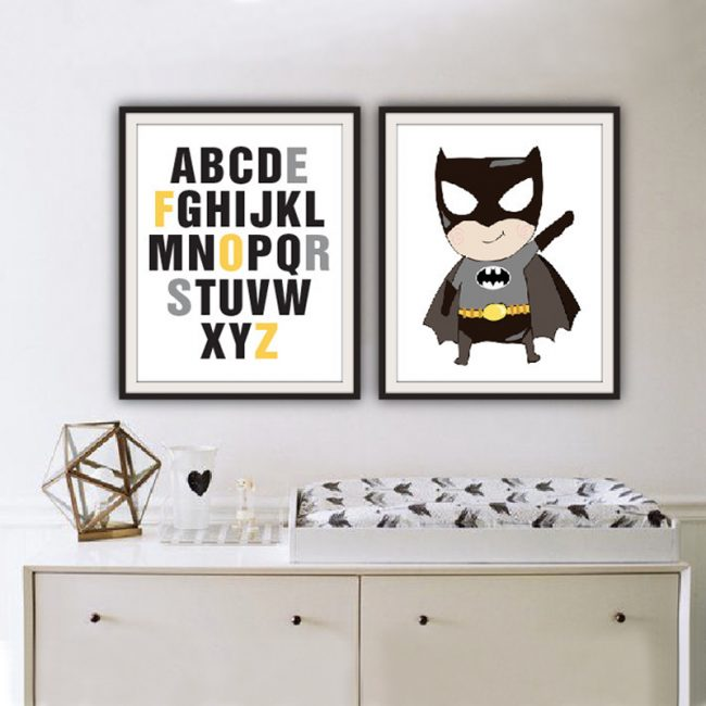 Alphabet- in- the- children's -room-5