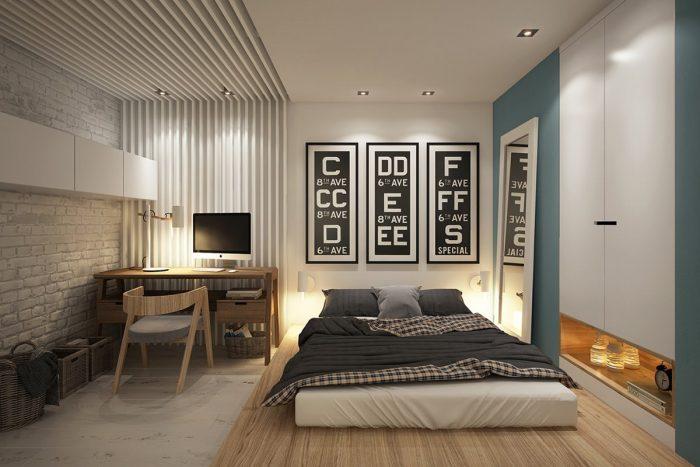 Bedroom + Cabinet-666-2