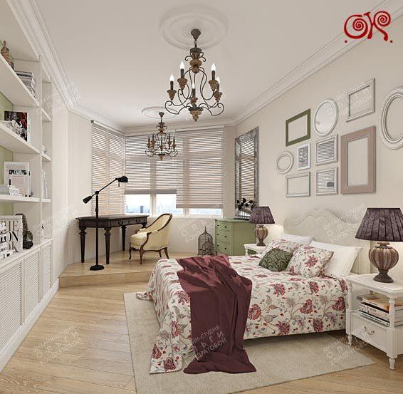Bedroom + Cabinet-666-8