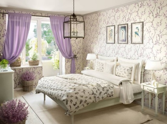 Bedroom- in- Provence- style-555-11