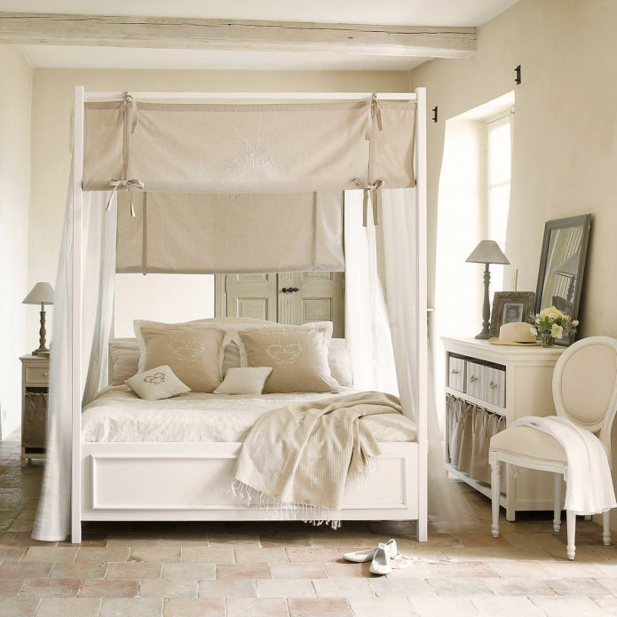 Bedroom- in- Provence- style-555-12