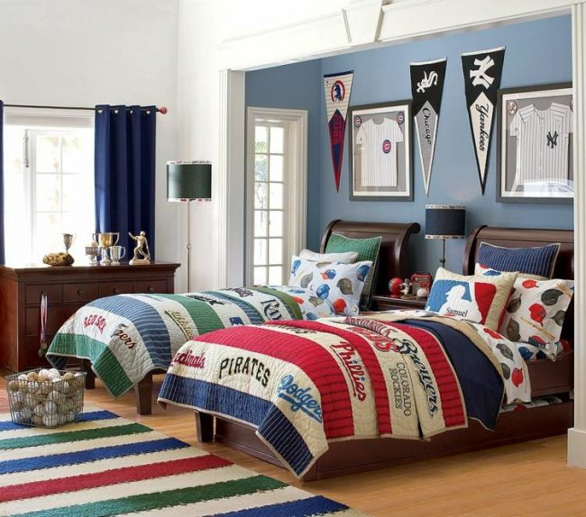 Design- and-interior- of- a-children's- room- for - boys-1