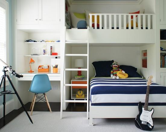 Design- and- interior- of- a- children's- room- for - boys-15