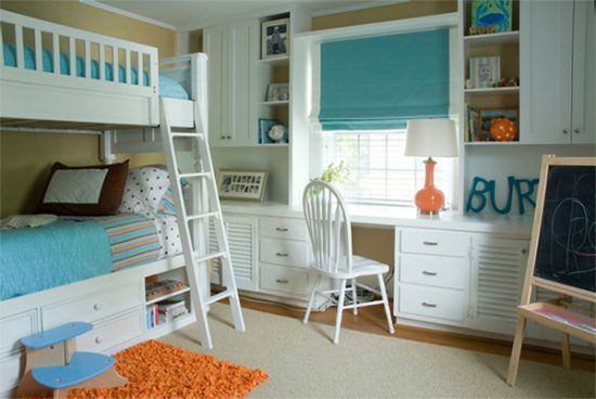 Design- and- interior- of- a- children's- room- for - boys-20