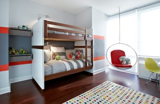 Design- and- interior- of- a- children's- room- for - boys-21