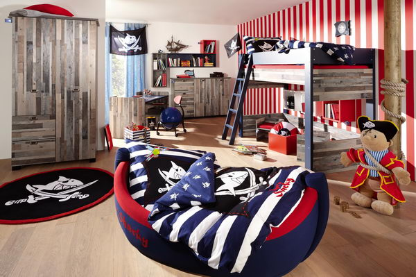 Design- and- interior- of- a- children's- room- for - boys-8