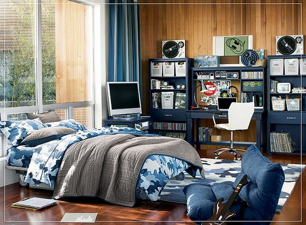 How -to-decorate-the-bedroom-of-a-teenage-boy's-bedroom-1