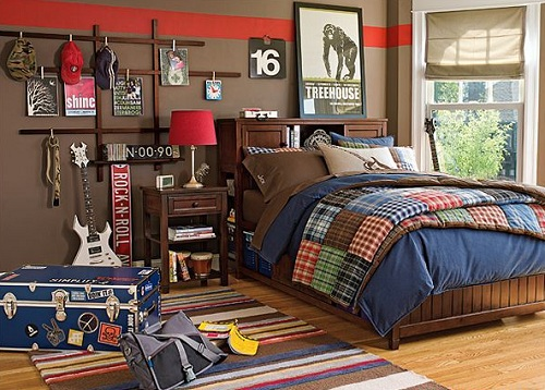 Interior-design-of-a-room-for-teenager-2