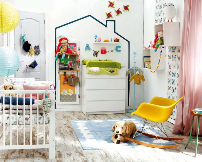 Wall -decoration- in -the- children's -room-2