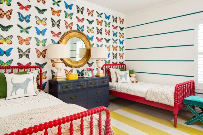 Wall-decoration-in-the-children's -room-3