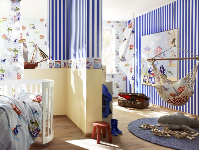 Wall-decoration-in-the-children's -room-6