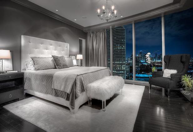 Design Czarny I Biały Sypialni Dizainallcom