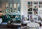 Design a small living room: ideas for the proper organization of space