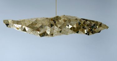 Designer lamps as a way of interior transformation