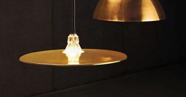 Designer lighting from Foscarini at Milan exhibition