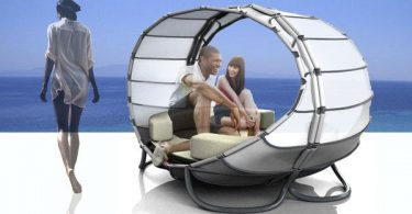 Innovative couch aqua