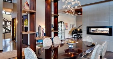 Cascade Chandelier: 34 photo example for interior