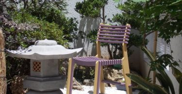 Multifunctional Valovi chair by Studio dLux - a great choice for your garden, Sao Paulo, Brazil