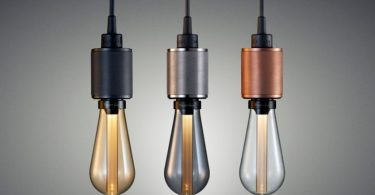 The original collection of lamps in vintage style