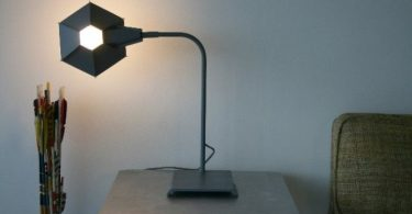 Original table lamp from the Live / Work