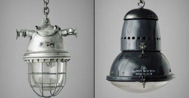 The original lamp from the master Matt Szablony