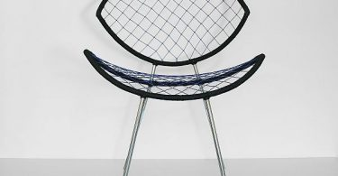 Original interior decorations for true connoisseurs - Fishnet chair classics from Karre
