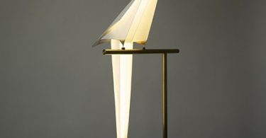 Perch Light: a collection of lamps from Umut Yamaka