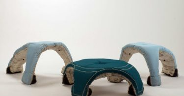 Garden furniture from Itay Kirshenbaum - new trends in the furniture industry and not only