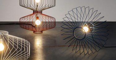 Modern design lighting wire from the Studio Beam