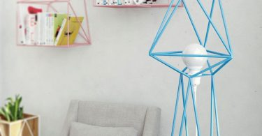 "Floor lamps with a soul: geometric lamps """" FITMENTS """