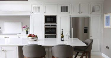 100 kjøkken design ideer: moderne klassikere - designprosjekter på bilde