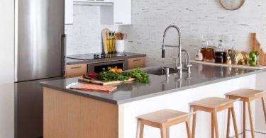 Kjøkken design 10 kvm M: 100 beste designideer i bildet
