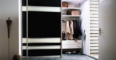 Как выбрать шкаф в прихожую: 4 варианта исполнения