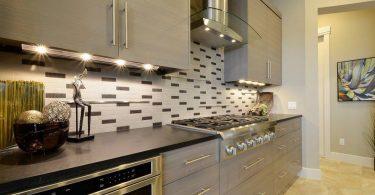 Fliser på kjøkkenet: 100 bilder av utformingen av vegger, gulv og forkle